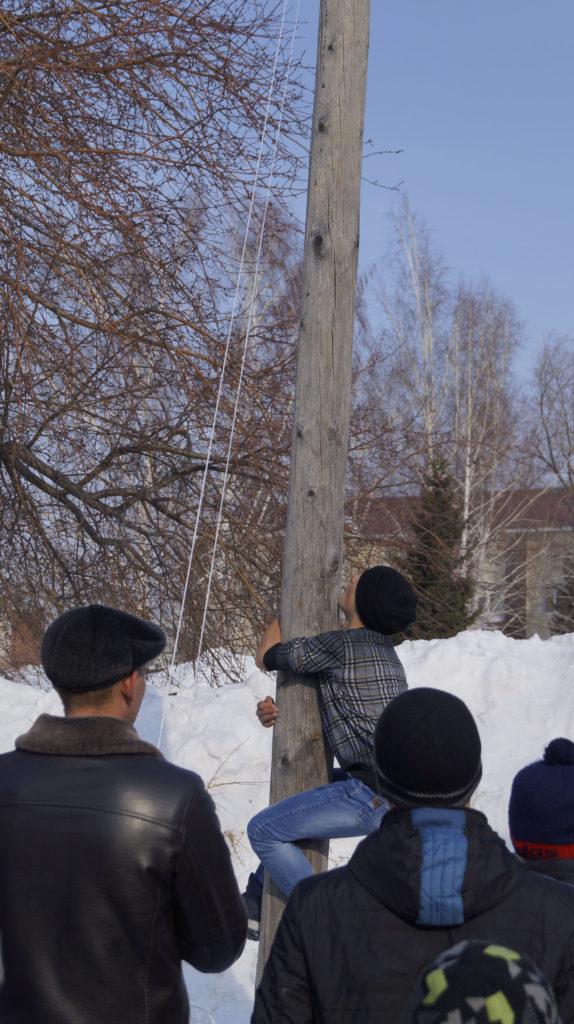 Жаркие проводы морозной зимы
