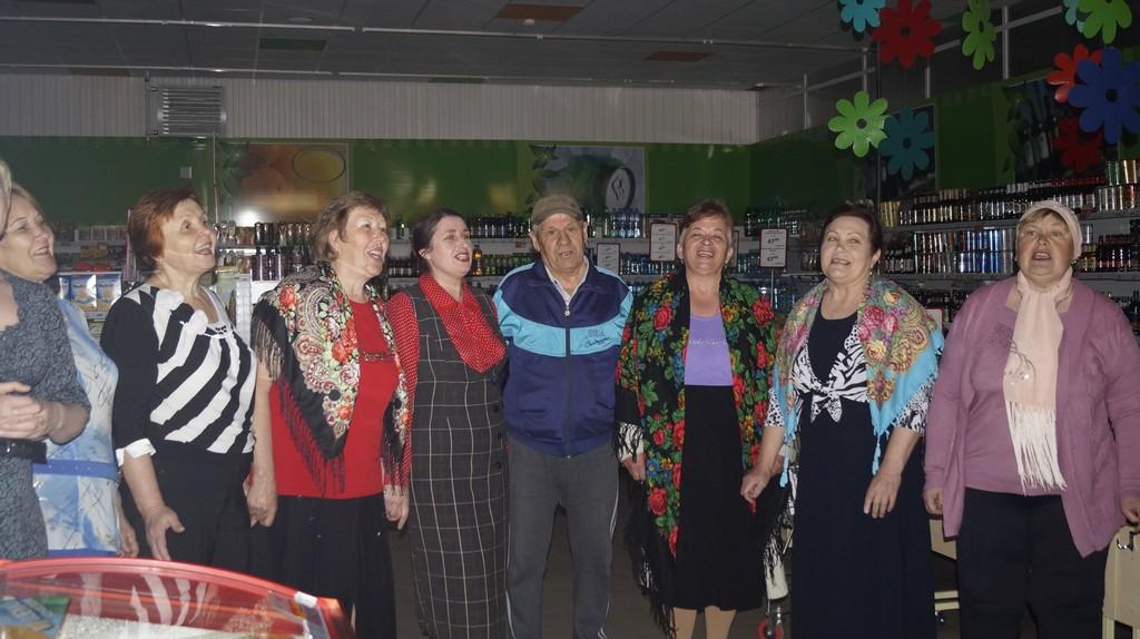 Песенный флешмоб в честь Дня Победы
