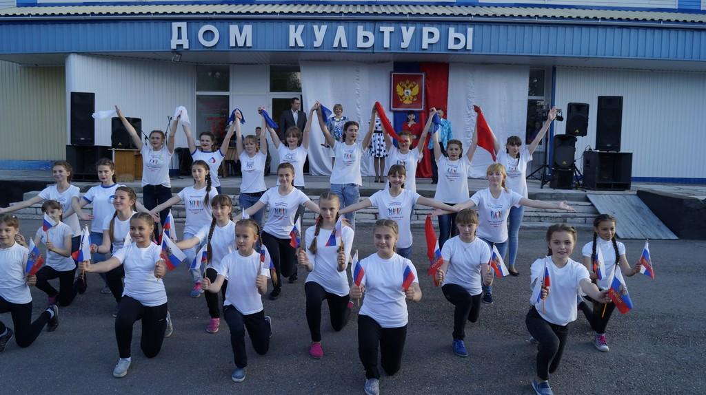 Итоги мероприятия посвящённого Дню России