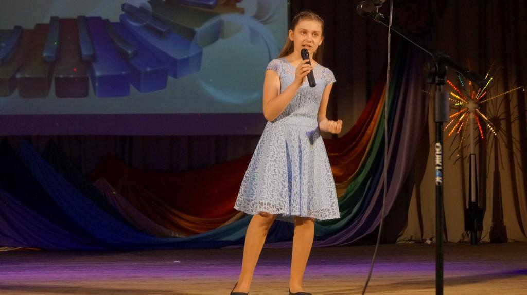 «Радуга талантов» - на районной сцене.