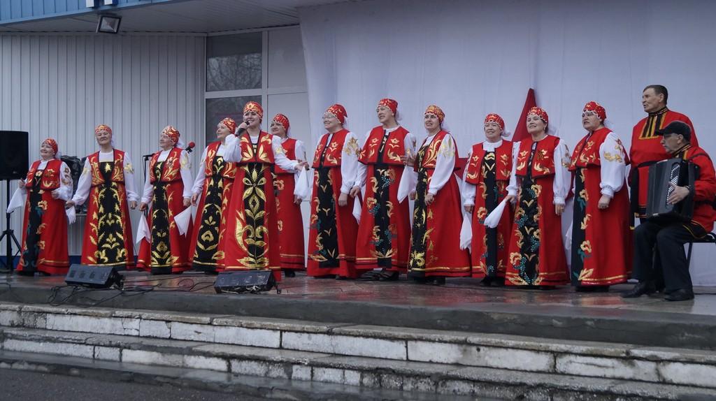 Вокальный ансамбль русской песни «Россияночка»
