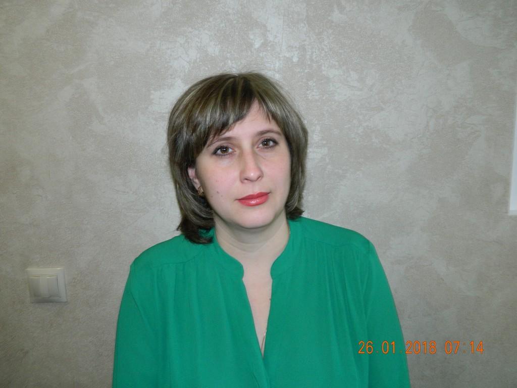 Сухих Татьяна Сергеевна