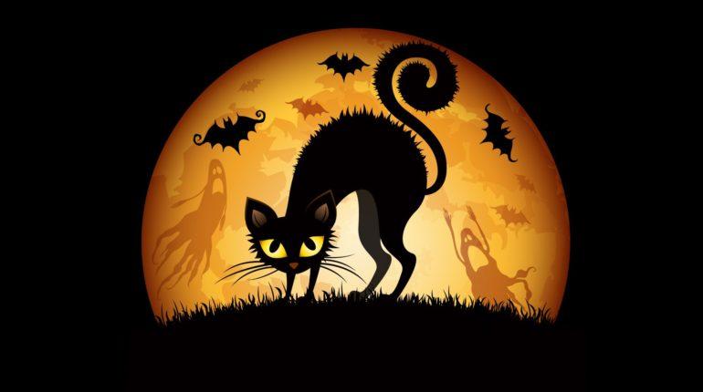 Дискотека в стиле Halloween