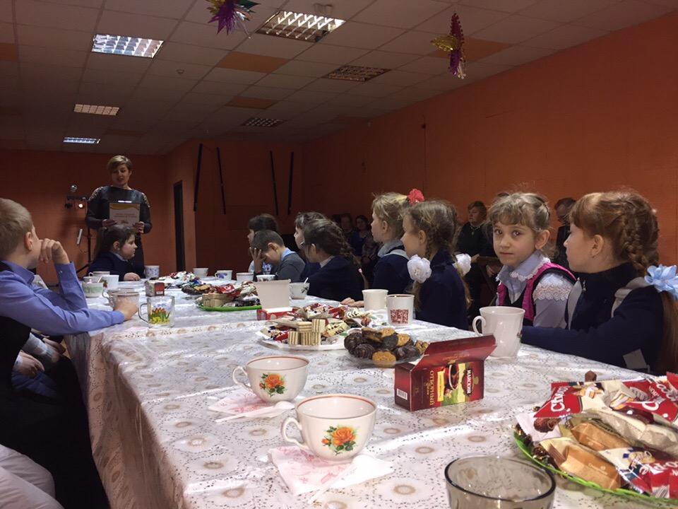 Крещенские посиделки прошли в центральном Доме культуры