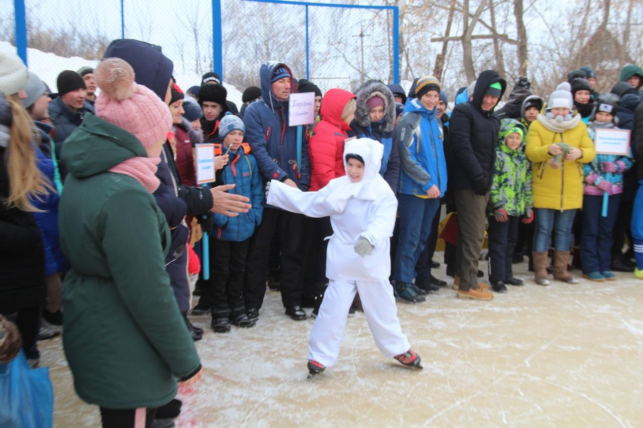 31 Зимняя Олимпиада состоялась в п.Победим
