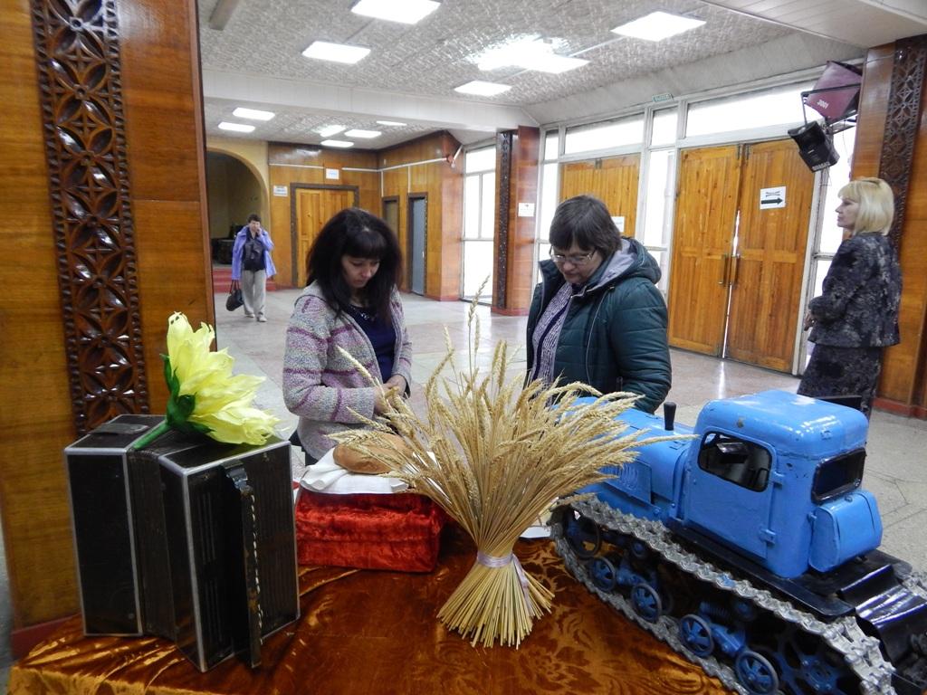 Дом культуры как центр культурной жизни на селе