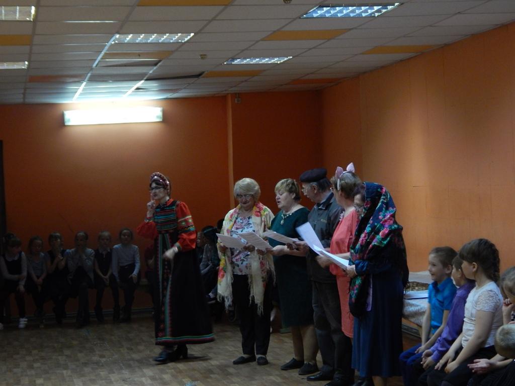 Знакомство детей с народными праздниками и традициями