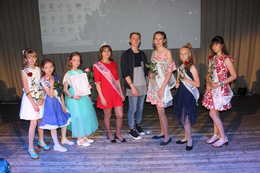 Мисс Лето Модельной школы Максима Мальцева - 2019 г.