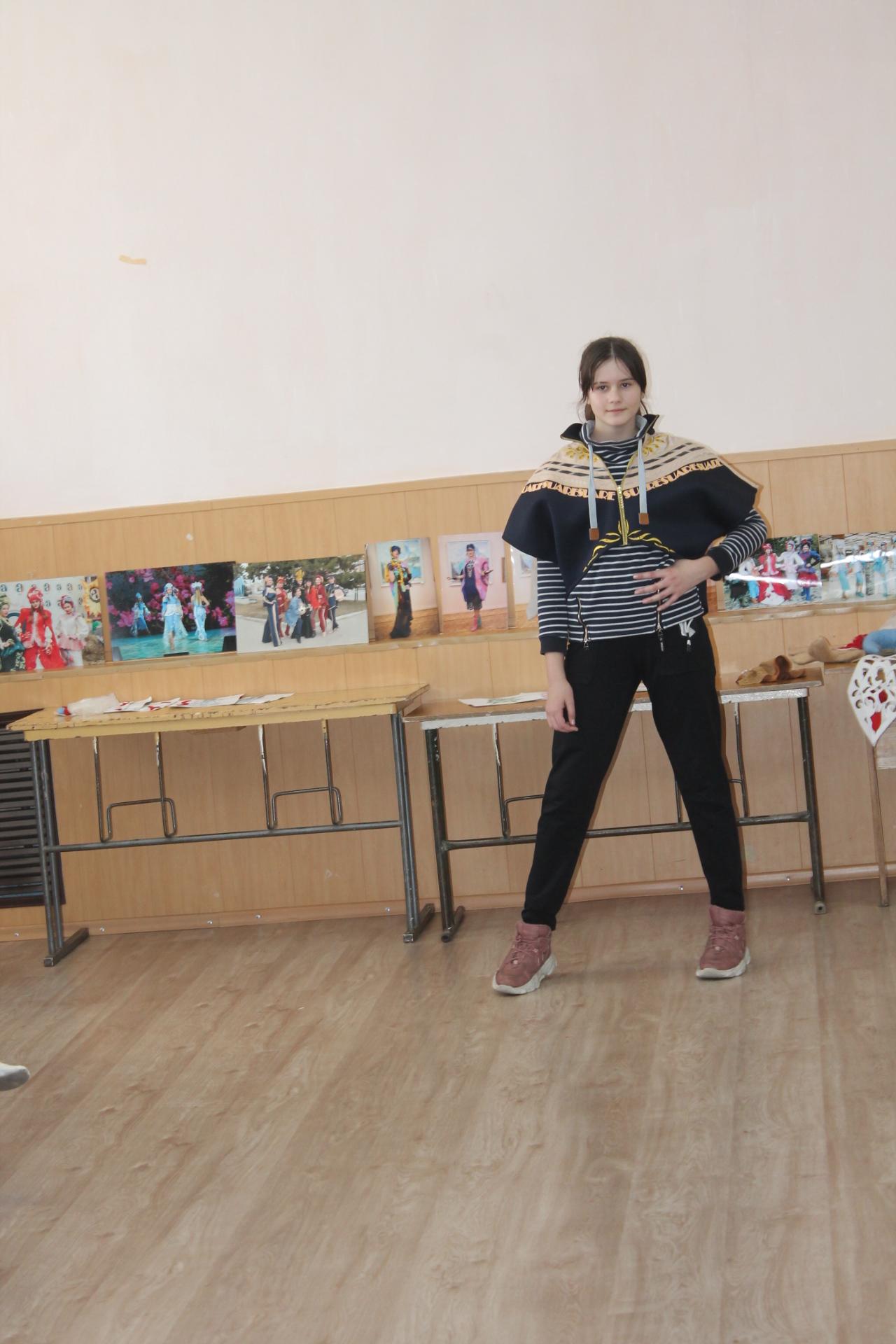 """Модельная школа """"Стиль"""" приняли участие в мастер классах"""