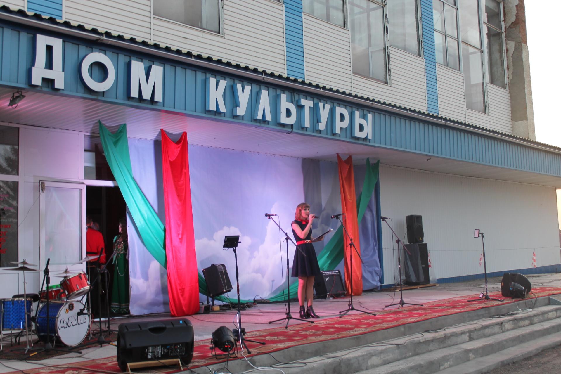 """""""В ритме Осени""""  вальсирует Топчиха"""