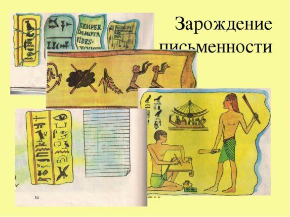 «Откуда письменность пошла…»Под таким названием в ТСШ № 1 работники культуры провели мероприятие для учащихся четвёртых классов.