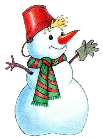День счастливых снеговиков