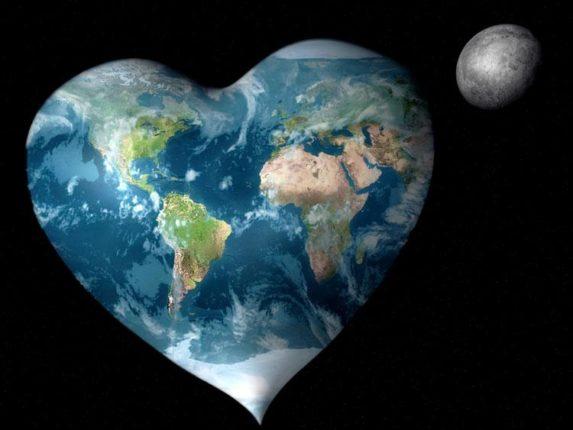 Люблю тебя, земля моя!