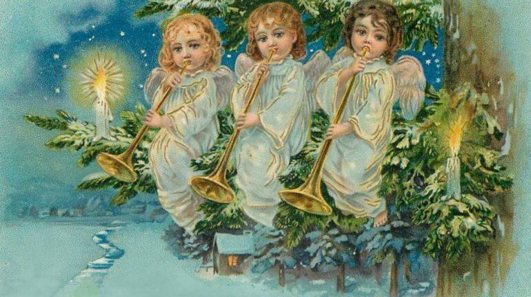 День рождественской открытки (9 декабря)